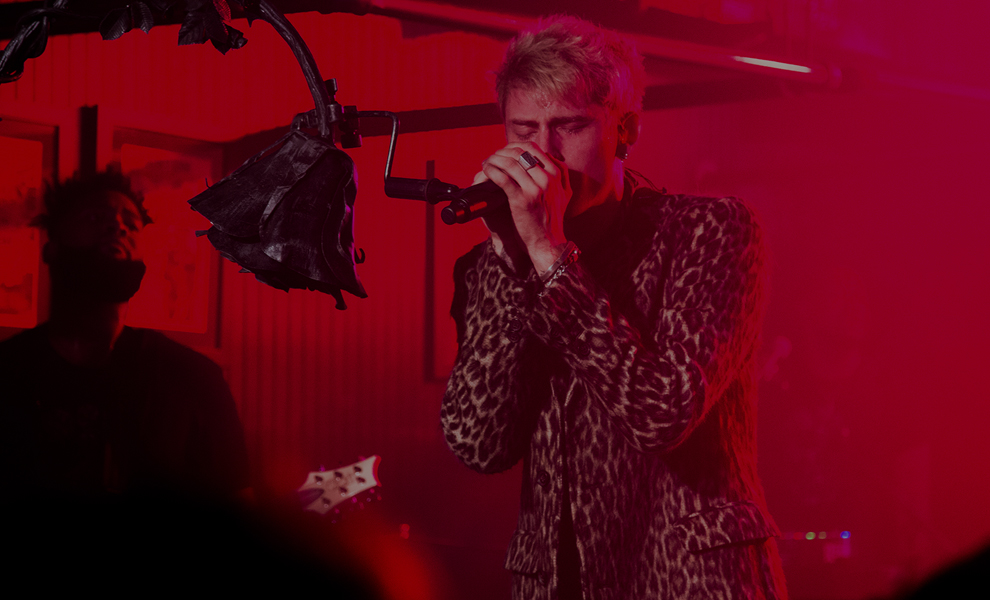 MACHINE GUN KELLY | LIVE SHOW AT THE BOWERY
