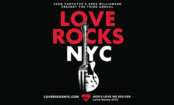 The 3rd Annual Love Rocks NYC