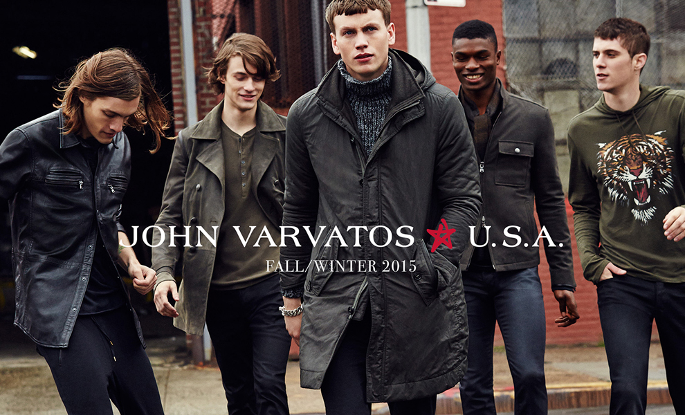 Fall 2015 STAR USA | John Varvatos