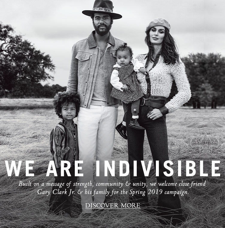 Spring 2019 | Featuring Gary Clark  Jr. & Family