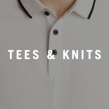 Shop Tees & Knits