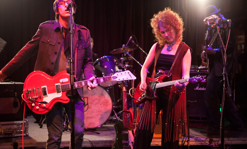 The Mastersons Perform at John Varvatos Bowery Live