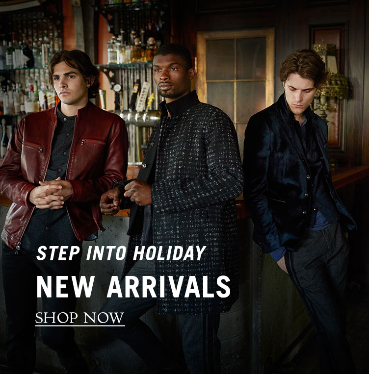 Step into Holiday - New Arrivals